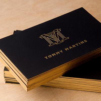 26pt Metallic Cards