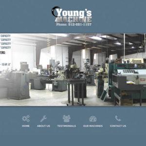 2 Page Web Site