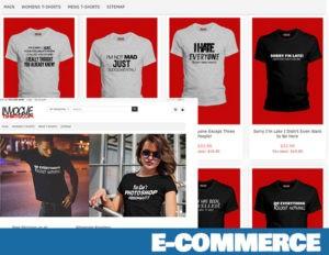 Ecommerce Woocommerce Cart